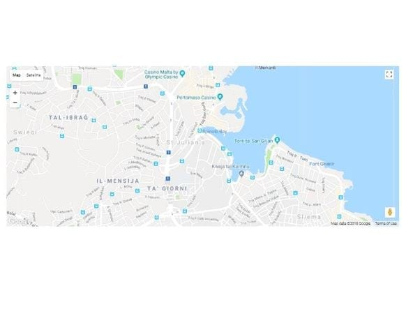Map Module | Divi Builder